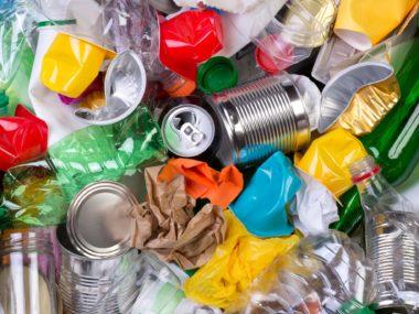 Виды бытовых отходов
