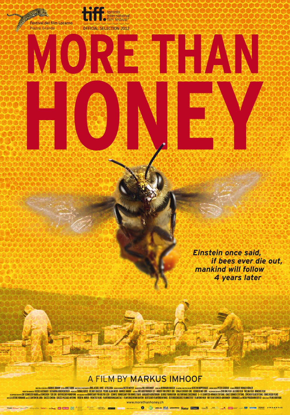 Больше чем мед More Than Honey