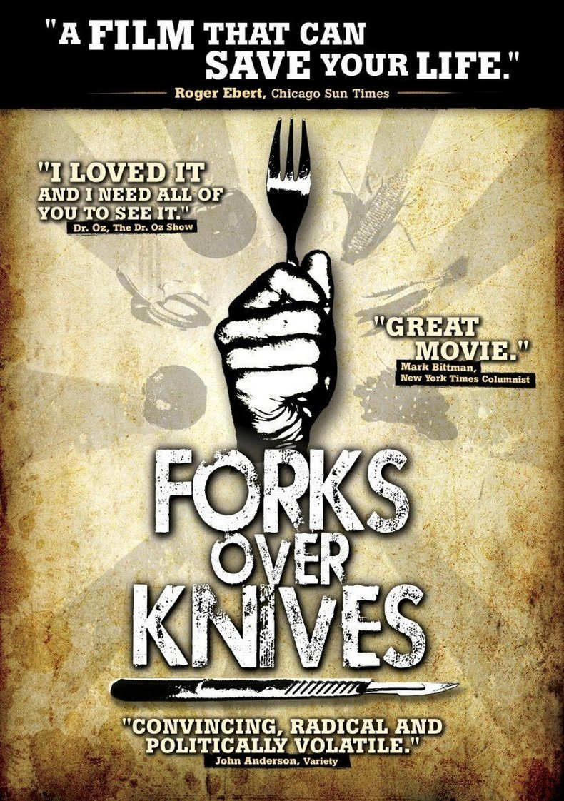 Вилки против скальпелей Forks Over Knives