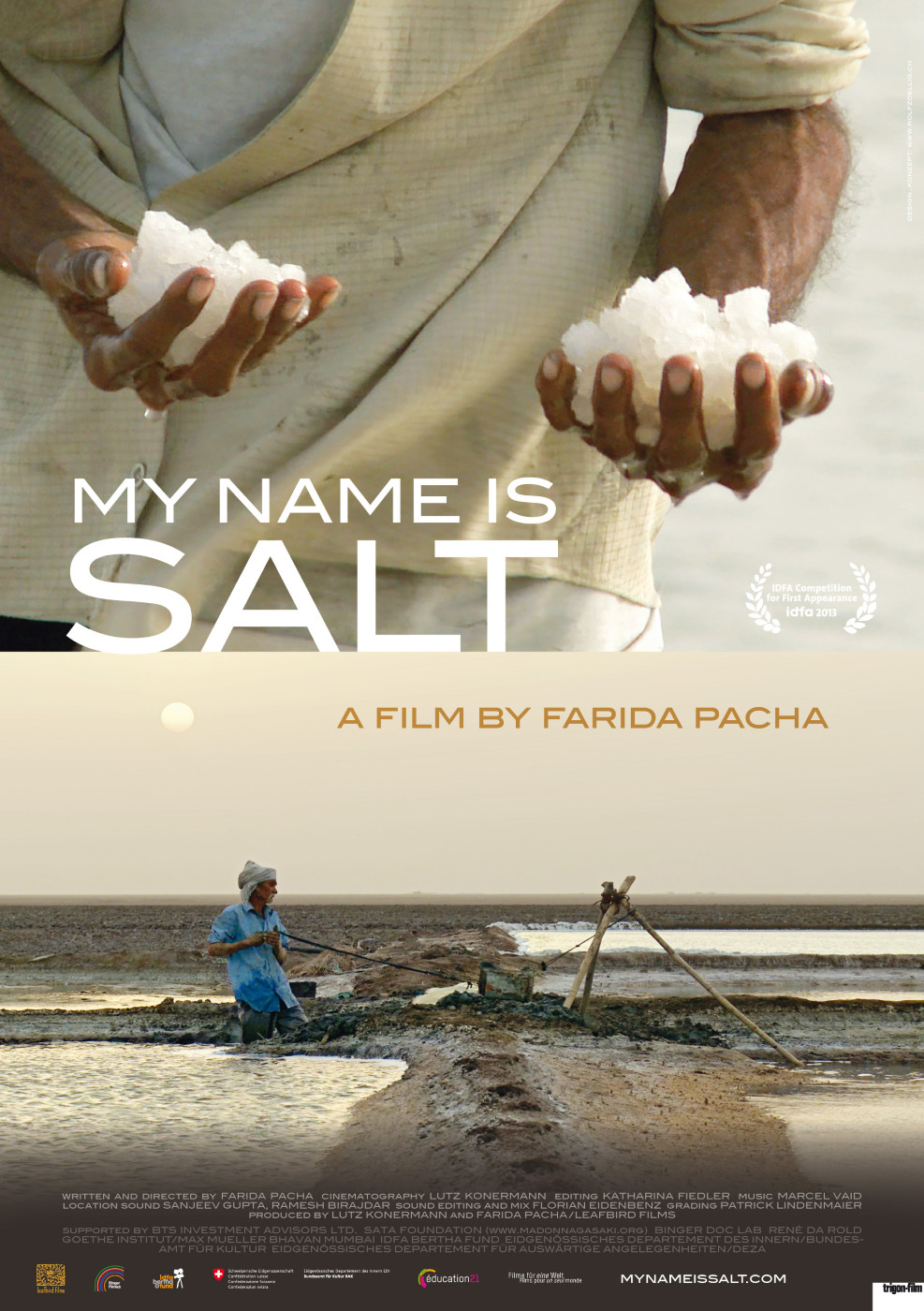My Name Is Salt Имя мне - Соль