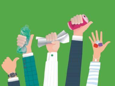 Как внедрить раздельный сбор отходов в своем дворе