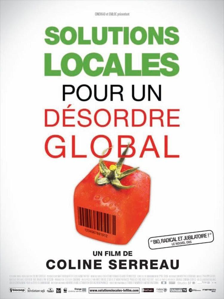 Локальное решение глобальных проблем Solutions locales pour un désordre global