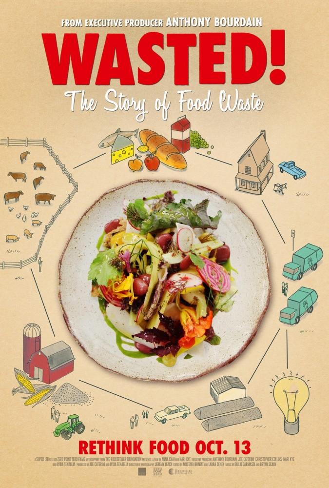 Wasted! The story of food waste Пропало! История выброшенной еды