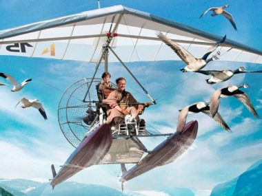 Расправь крылья Donne-moi des ailes