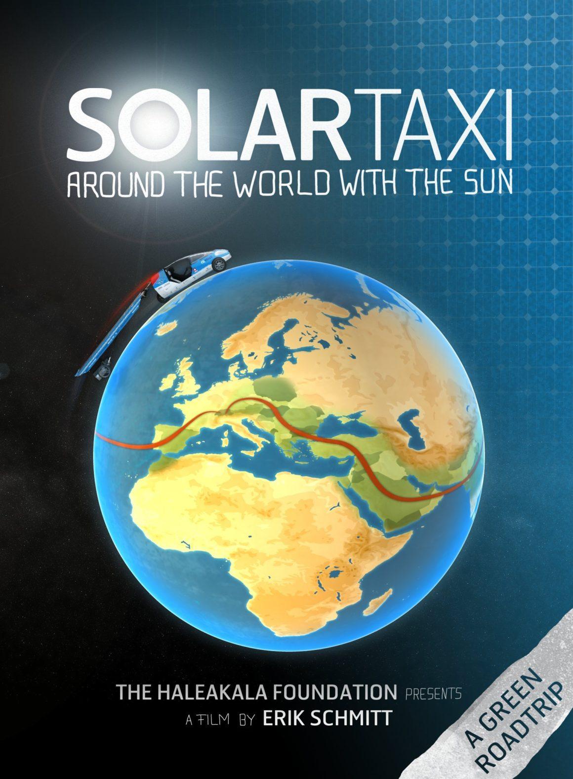 Солнечное такси Solartaxi: Around the World with the Sun