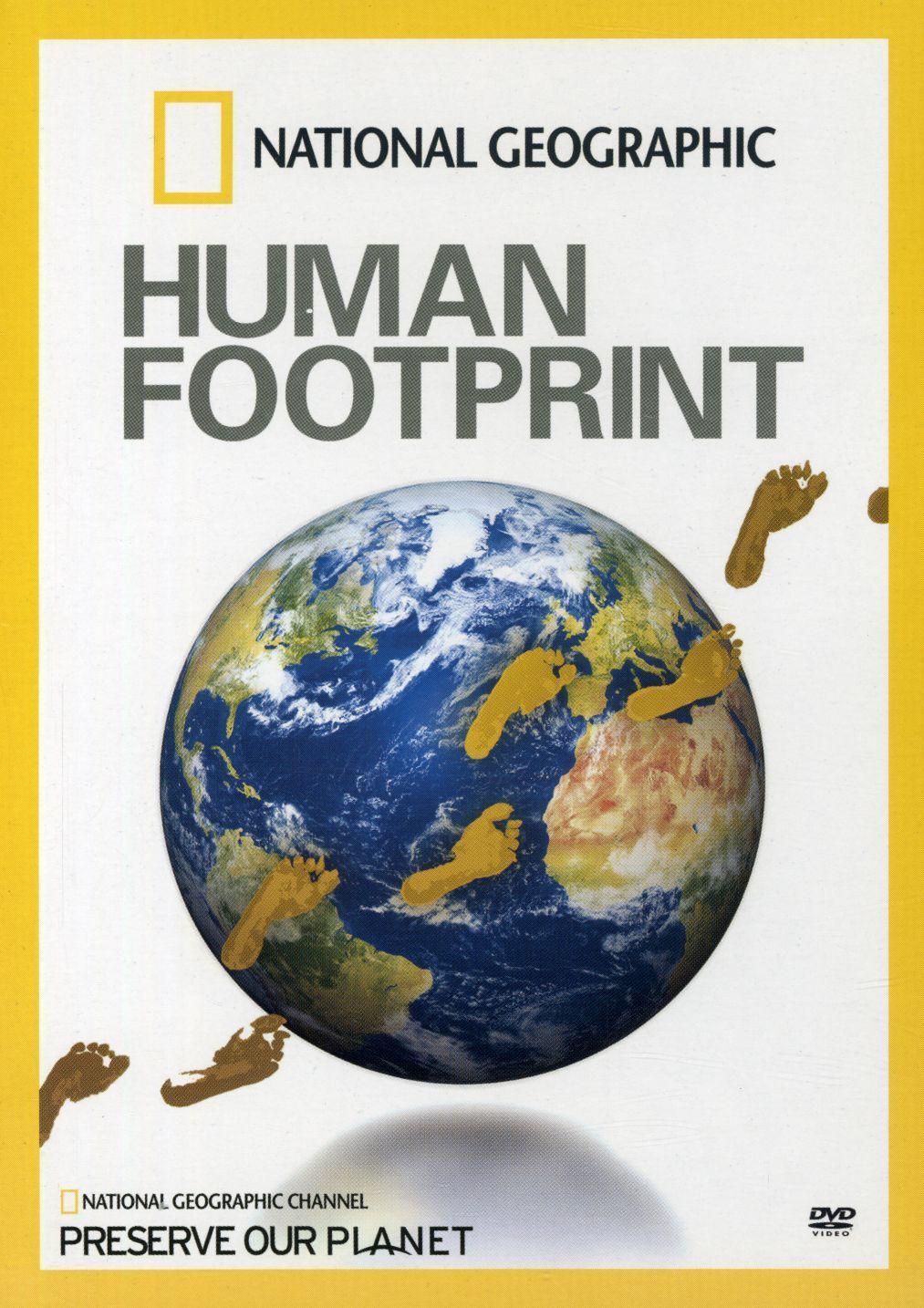 Экологический след человека The Human Footprint
