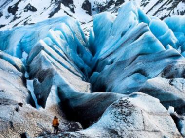 Погоня за ледниками