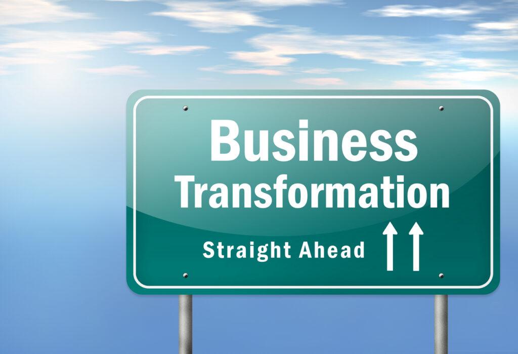 Business Digital transformation EcoDao Экологичный Путь